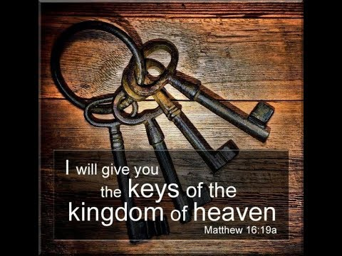The Children of Light have been given the keys to the kingdom.