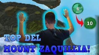 EL PUNTO MAS ALTO DEL MOUNT ZAQUILLIA! | Roblox: Broken Bones lV