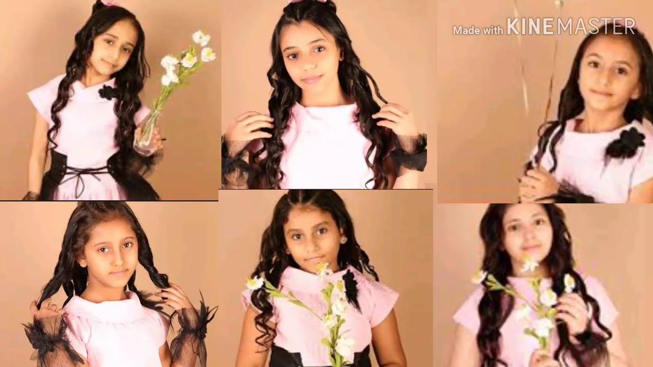 حلم زهرات اطفال ومواهب 2019 من تصميمي Youtube