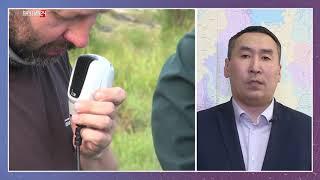 Сводка о пожарах в Якутии (13.08.19)