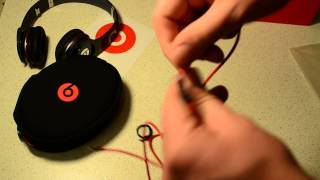 обзор и распаковка наушников Beats Solo HD
