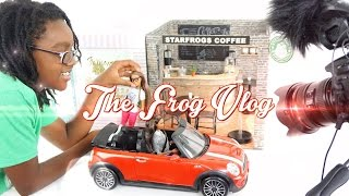 The Frog Vlog: Project Stop Motion