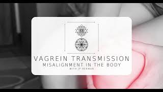 Vagrein - JP Herman  ::  QuickClip :: Misalignment in the Body