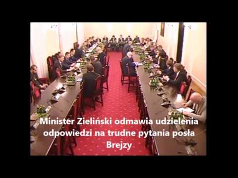 Poseł Brejza zaorał Zielińskiego.