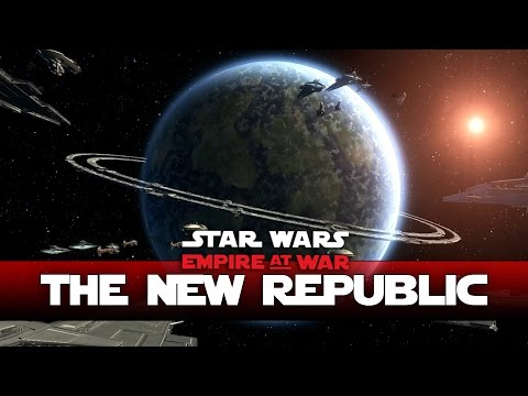 KUAT DRIVE YARDS - Thrawns Revenge - Ep8 - (Star Wars RTS Lets Play)