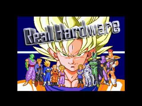 Dragon Ball Z: L'Appel du Destin - song F (hardware real)