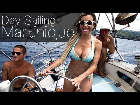 Day Sailing Martinique — Sailing Uma [Step 88]