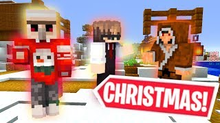 MINECRAFT CHRISTMAS ŚWIĄTECZNA SERIA