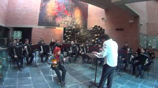 "S.Prokofiev - ""The Field of Death"" (Orkestar harmonika Kragujevac)"