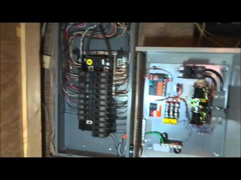 Generac Whole House Generator Install Part 5 Of 6