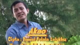 Lagu Nias, Akao-Daniel Folala Zalukhu