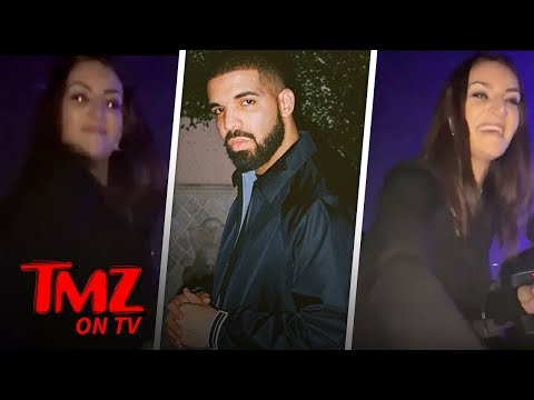 Drake's Baby Mama Gets Down And Dirty At His Concert | TMZ TV