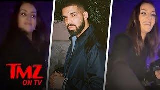 Drake's Baby Mama Gets Down And Dirty At His Concert | TMZ TV