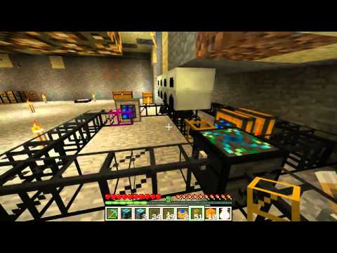 16 chunk quarry 64 by 64 Automatic Diamond Condenser Coal Generator- Minecraft Mod Series 1 Final Ep