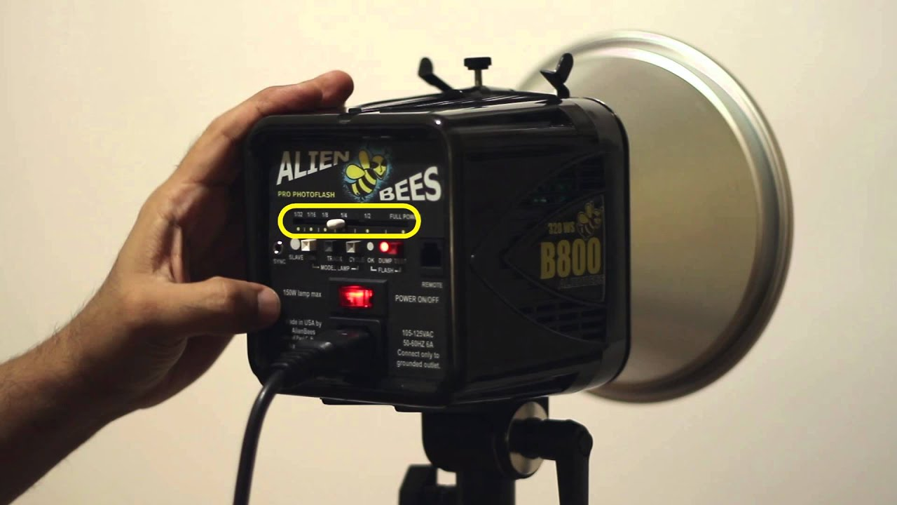 Good Alien Bees Features And Controls Design Inspirations