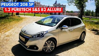 Peugeot 208 5p 1.2 Puretech S&S 82  - Prueba CAR and GAS | TestDrive | Español | Review