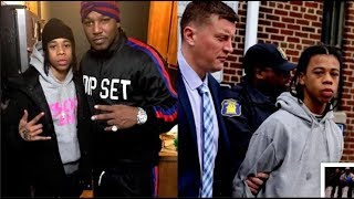 15yr Old Yonkers Rapper A.I Hound Arrested For Murder Camron Affiliate ...DA PRODUCT DVD