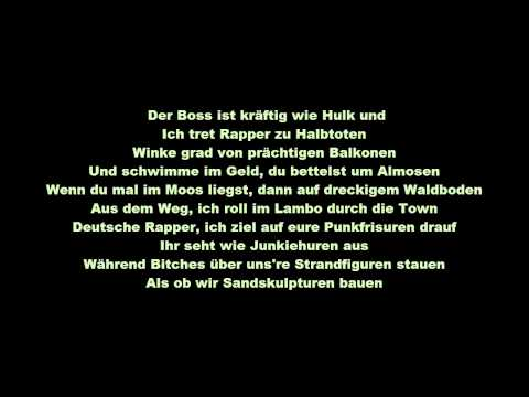Farid Bang & Kollegah - King & Killa | LYRICS!!