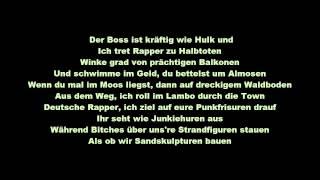 Farid Bang & Kollegah - King & Killa | LYRICS!!
