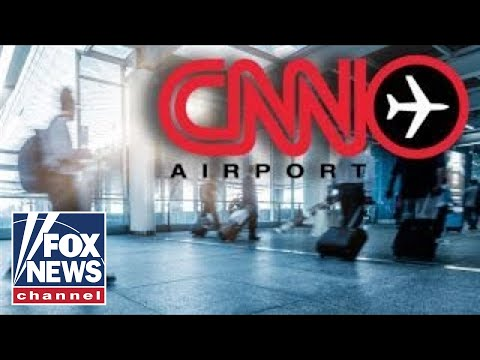 Attention passengers: CNN's stranglehold at America's airports