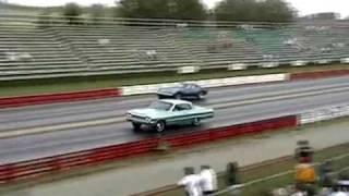 1964 Impala SS vs 1971 Corvette
