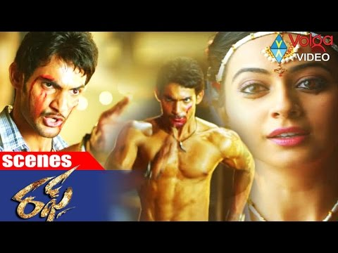Rough Movie Scenes  - Rough Movie Climax Scene - Aadi, Rkul Preet Singh