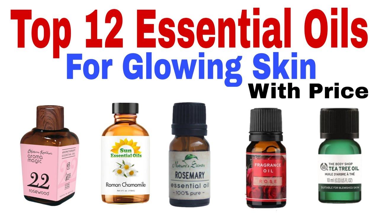 20 Best Essential Oils 20   Best Essential Oil For Glowing Skin ...