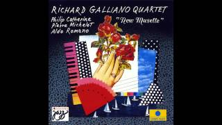 Richard Galliano - Corail (feat. Phillip Catherine, Pierre Michelot & Aldo Romano)