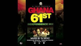 Video Ghana 61st Independence Highlife/Hiplife Mix download MP3, 3GP, MP4, WEBM, AVI, FLV Mei 2018