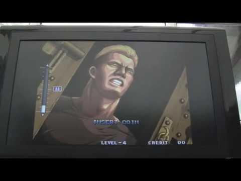 SNK Neo Geo MVS Junk Board Repairs Part 5 (MV1A SM1 Bypass Mod & Neo