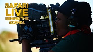 Meet the safariLIVE crew: Peter Bungei joins our incredible team of camera operators
