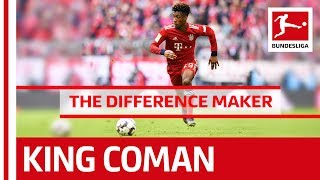 Kingsley Coman - Bayern's Difference Maker - Speed, Goals, Assists And More