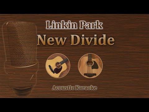 New Divide - Linkin Park (Acoustic Karaoke)
