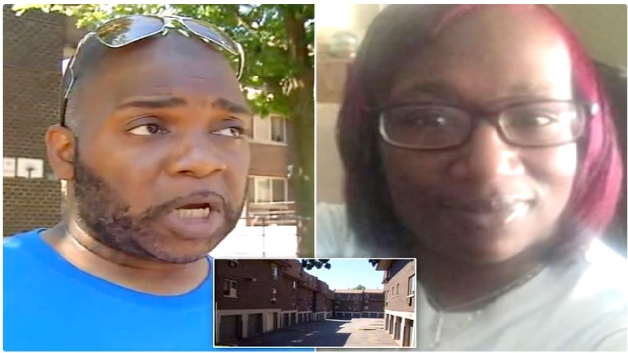 Newark Man Comes Home Finds Wife & Mechanic Dead In Garage.