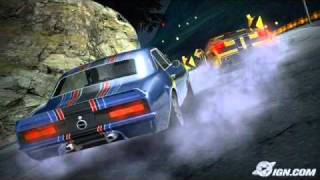 Need For Speed Carbon - Pharrell - Show you How to Hustle