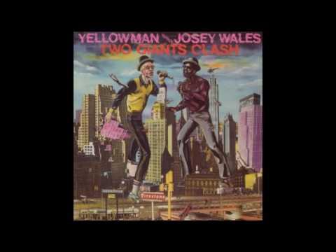YELLOWMAN VERSUS JOSEY WALES - SOCIETY PARTY & BOBO DREAD