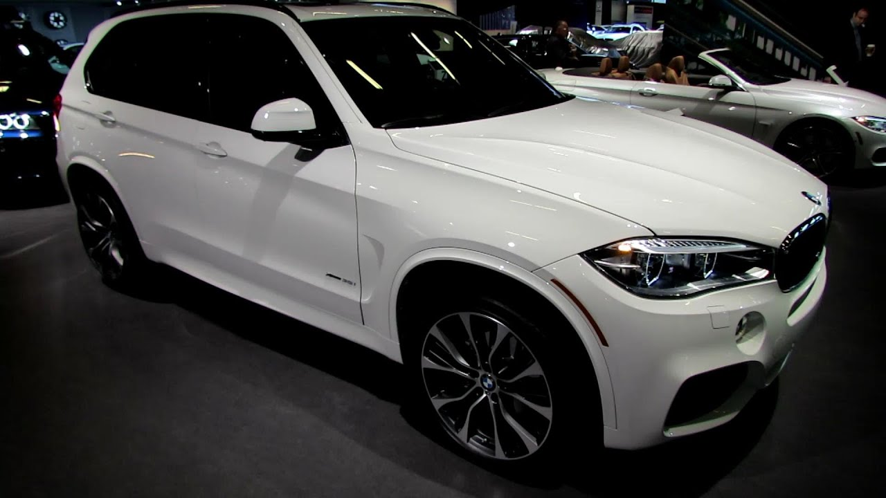 2014 BMW X5 35i M-Sport Line - Exterior and interior Walkaround ...