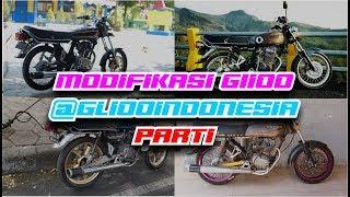 GL100 MODIFIKASI @GL100 INDONESIA PART1