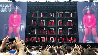 beyoncé jay z diva clique live at glasgow otr ii world tour 2018