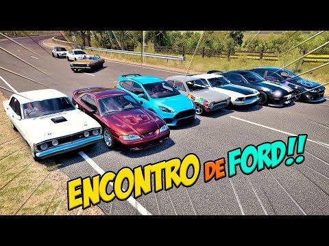 VALE TUDO!! - 1º ENCONTRO DE FORD - FORZA HORIZON 3