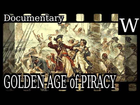 GOLDEN AGE of PIRACY - WikiVidi Documentary