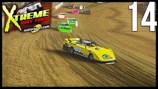 TIME FOR THE DIRT PLAYOFFS! | NASCAR Heat 3 Career Mode S2 Ep. 14