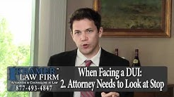 Orlando DUI Attorney - 3 Things a DUI Defendant Needs to Know