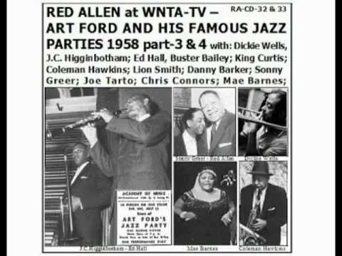 Rex Stewart and Dickie Wells - Chatter Jazz