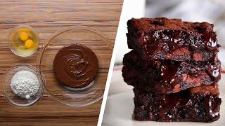 Brownie fácil vs. brownie difícil