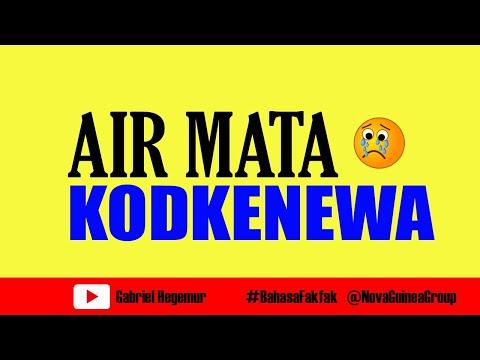 Kodkenewa (bahasa Iha-Fakfak) - Nova Guinea Group Vol I