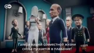 Мультфильм про Путина И Рамзана Кадырова