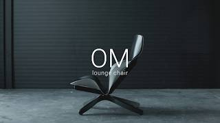 OM lounge chair - Dorogaya studio