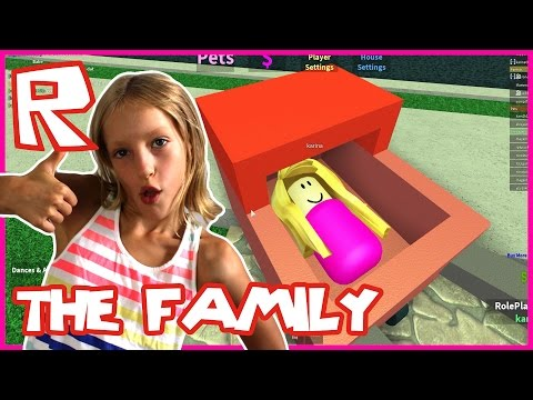 Life in Paradise / The Family / Roblox