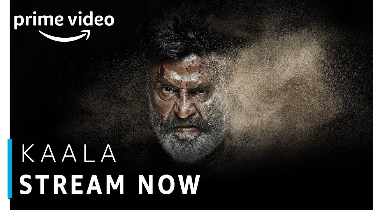 Kaala | Rajinikanth, Nana Patekar | Tamil Movie | Stream Now | Amazon Prime  Video